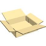 Kutija 140x140x35 mm samosklopiva
