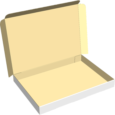 Kutija 430x300x40 samosklopiva